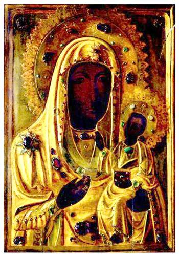 Krasnostocka ikona Matki Bożej